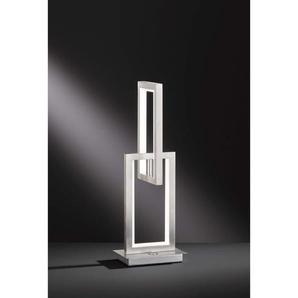 Wofi LED-Tischlampe  Muriel Nickel matt EEK: A