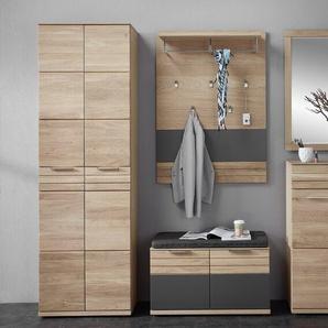 Innostyle Garderobenpaneel, Eiche, Holz
