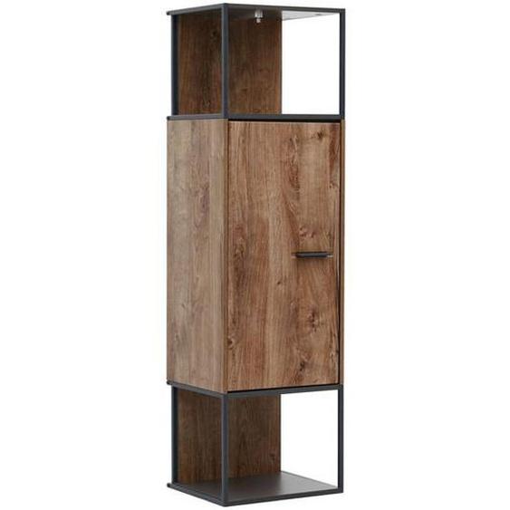 Wohnconcept Manhattan Stand-/Hängeschrank 45x38x156cm