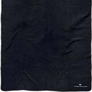 Wohndecke »Basti«, TOM TAILOR, Doubleface Decke