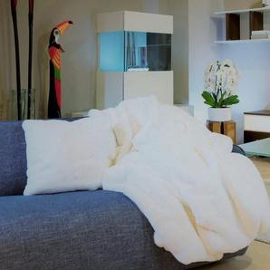 Wohndecke »Eisbär«, Star Home Textil, besonders weich