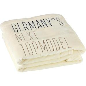 Wohndecke GNTM, Germanys Next Top Model
