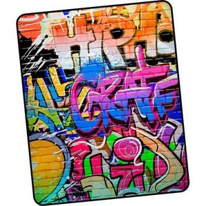 Wohndecke »Graffity«, good morning, mit Graffity
