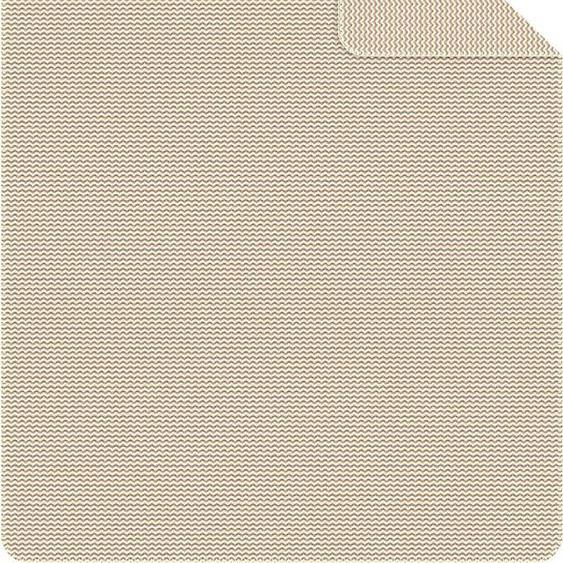Wohndecke »Jacquard Decke Andschara«, IBENA, minimalistisches Muster