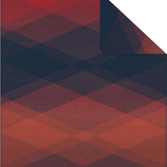 Wohndecke »Jacquard Decke Seattle«, IBENA, mit Rautenmuster
