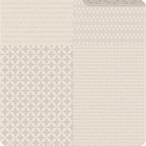 Wohndecke »Manado«, IBENA, aus Bio-Baumwolle GOTS zertifiziert