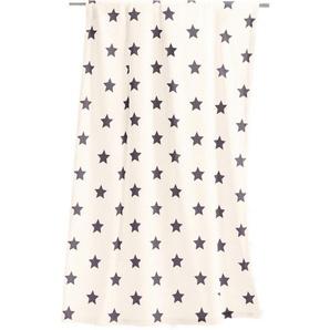 Wohndecke »Mene«, Irisette, mit Sternen