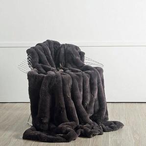 Wohndecke »Merino«, Star Home Textil, aus besonders weichem Webpelz