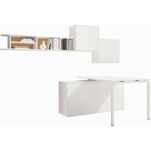 Wohnwand mit Tisch , »now! easy«, now! by hülsta