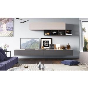 Wohnwand Espace für TVs bis zu 60
