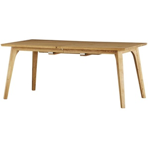 Wohnwert Esstisch  Der Schräge ¦ holzfarben ¦ Maße (cm): B: 90 H: 75 Tische  Esstische  Esstische massiv » Höffner