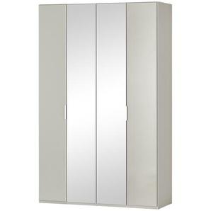 Wohnwert Falttürenschrank   Forum | grau | 200 cm | 216 cm | 58 cm | Möbel Kraft