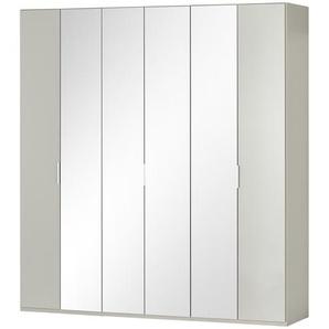 Wohnwert Falttürenschrank   Forum | grau | 225 cm | 216 cm | 58 cm | Möbel Kraft