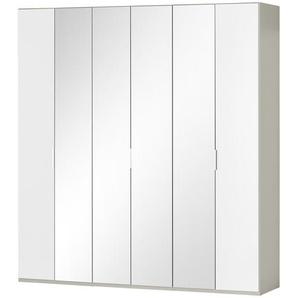 Wohnwert Falttürenschrank   Forum | grau | 225 cm | 236 cm | 58 cm | Möbel Kraft