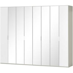 Wohnwert Falttürenschrank   Forum | grau | 300 cm | 216 cm | 58 cm | Möbel Kraft