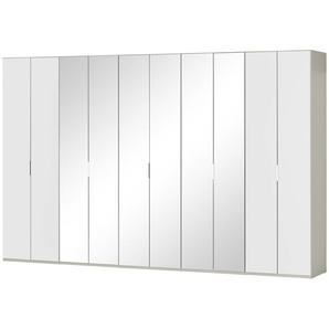 Wohnwert Falttürenschrank   Forum | grau | 375 cm | 236 cm | 58 cm | Möbel Kraft