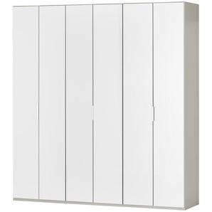 Wohnwert Falttürenschrank   Forum | weiß | 225 cm | 216 cm | 58 cm | Möbel Kraft