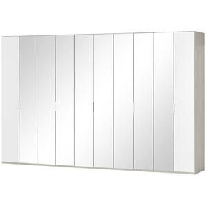 Wohnwert Falttürenschrank   Forum | weiß | 375 cm | 216 cm | 58 cm | Möbel Kraft