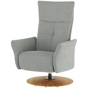 Wohnwert Funktionssessel  Katja - grau - 79 cm - 114 cm - 80 cm | Möbel Kraft