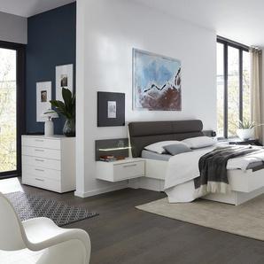 Wohnwert Schlafzimmer  Kollina | weiß | Möbel Kraft