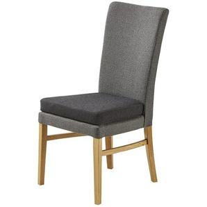 Wohnwert Stuhl  Lazio ¦ grau ¦ Maße (cm): B: 46 H: 96 T: 56 Stühle  Holzstühle » Höffner