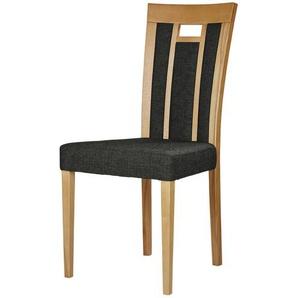 Wohnwert Stuhl  Noa ¦ braun ¦ Maße (cm): B: 45 H: 96 T: 54 Stühle  Esszimmerstühle  Esszimmerstühle ohne Armlehnen » Höffner