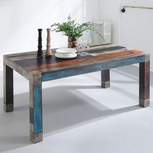 Wolf Möbel Goa Esstisch 180x100cm Mehrfarbig
