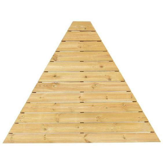 Wolff Fußboden »Kreta 8 XL«, BxT:180x200 cm, für Pavillons
