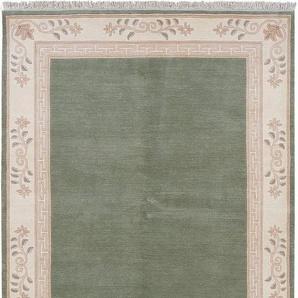 Wollteppich »Adour«, LUXOR living, rechteckig, Höhe 18 mm, von Hand geknüpft