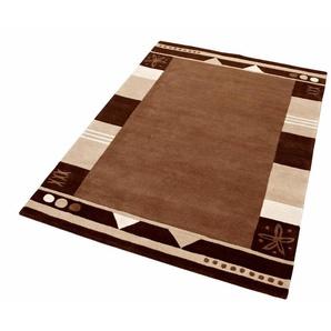 Wollteppich »Estepona«, Theko Exklusiv, rechteckig, Höhe 13 mm