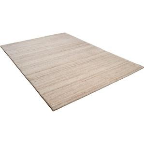 Teppich »Royal Berber Uni«, THEKO, rechteckig, Höhe 18 mm