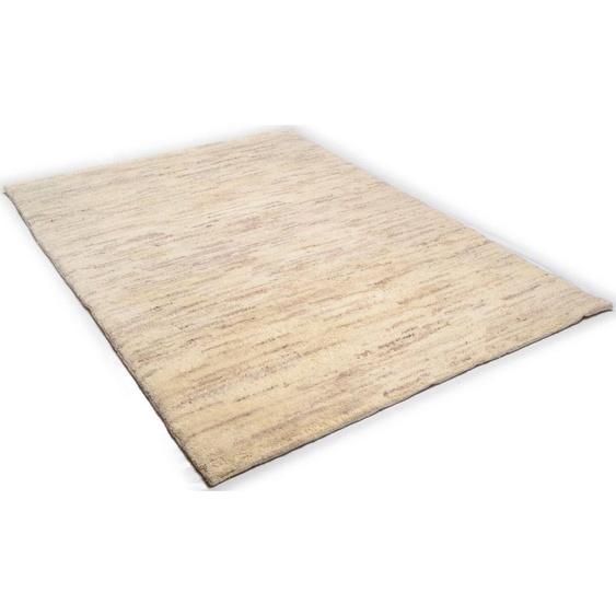 Wollteppich »Tanger 1«, THEKO, rechteckig, Höhe 20 mm, reine Wolle, echter Berber, naturbelassene Wolle, handgeknüpft, Wohnzimmer