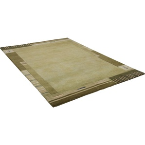 Teppich »Vancouver wool«, THEKO, rechteckig, Höhe 20 mm, von Hand geknüpft