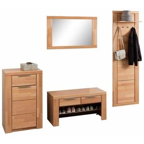 Garderoben-Set »Zara«, (Set, 4-tlg)
