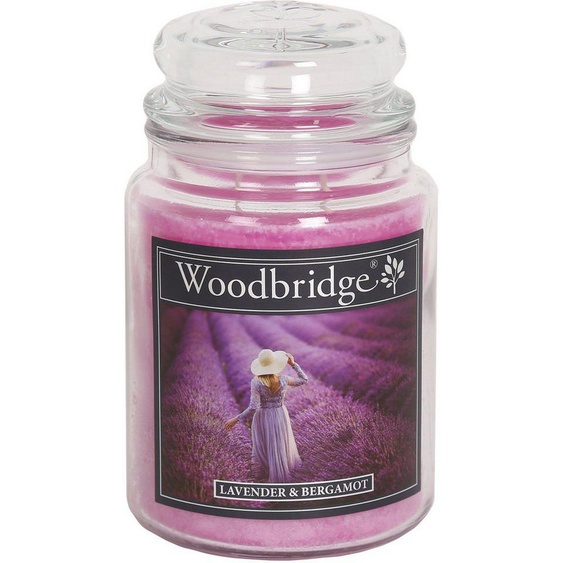 Woodbridge Duftkerze »Lavender & Bergamot« (1-tlg)