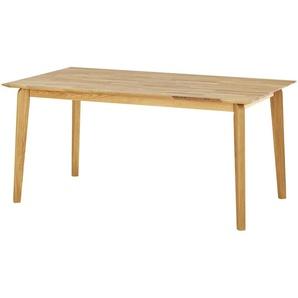 Woodford Esstisch  Alex ¦ holzfarben ¦ Maße (cm): B: 90 H: 75 Tische  Esstische  Esstische massiv » Höffner