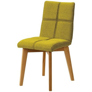 Woodford Stuhl  Anni ¦ grün ¦ Maße (cm): B: 44 H: 85 T: 59 Stühle  Esszimmerstühle  Esszimmerstühle ohne Armlehnen » Höffner