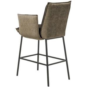 Woodford Tresensessel  Verona ¦ braun ¦ Maße (cm): B: 70 H: 117 T: 67 Stühle  Esszimmerstühle  Esszimmerstühle mit Armlehnen » Höffner