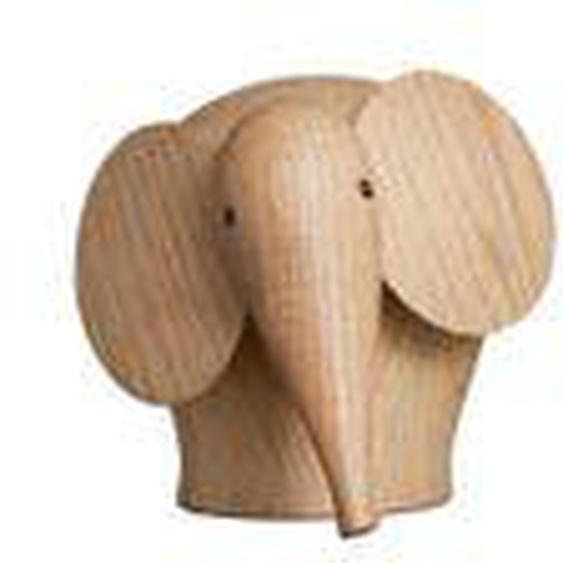 Woud - Nunu Elephant, Eiche matt lackiert / mini