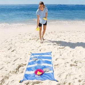 Wurf-Strandspiel
