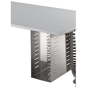 XCPU S   PC-Halter - Silber