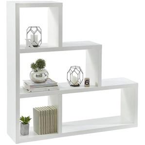Boxxx: Raumteiler, Weiß, B/H/T 123,9 123,9 29