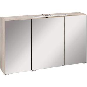 Xora: Spiegelschrank, Glas, B/H/T 100 64 20