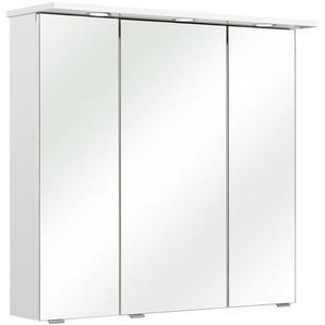Xora: Spiegelschrank, Glas, B/H/T 80 78 20