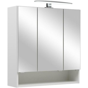 Xora: Spiegelschrank, Holzwerkstoff, B/H/T 65 70 18