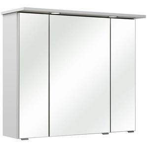 Xora: Spiegelschrank, Holzwerkstoff, B/H/T 80 70 18