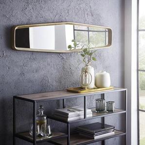 : Spiegel, Bronze, B/H/T 32 120 4