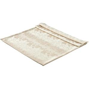 TISCHDECKE Textil Jacquard Naturfarben 130/170 cm: TISCHDECKE Textil Jacquard Naturfarben 130/170 cm