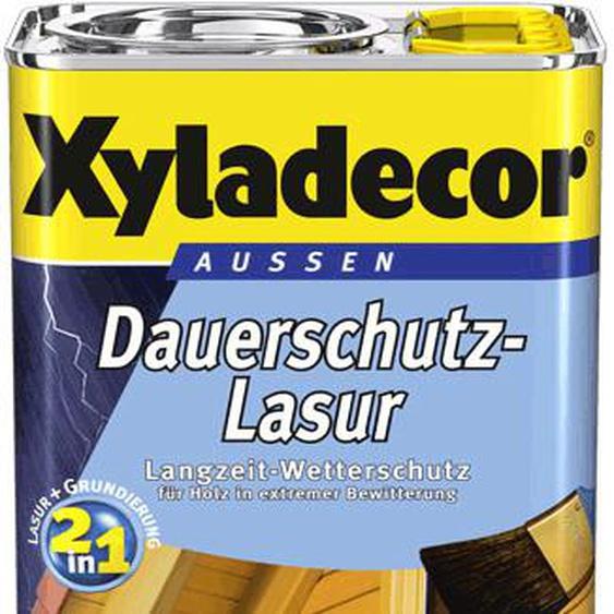 Xyladecor Dauerschutz-Lasur 4 l farblos
