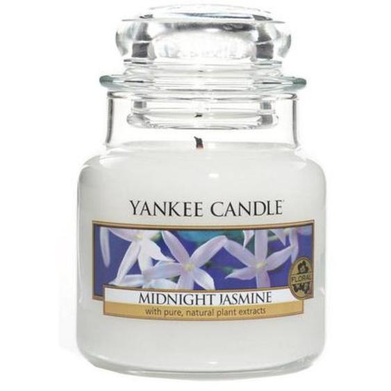 Yankee Candle Duftkerze »Classic Housewarmer Klein Midnight Jasmine«